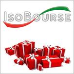 Pour Noël, offrez IsoBourse à votre portefeuille boursier