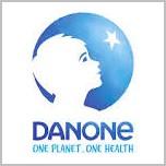 Danone - Plus forte baisse de l'indice CAC 40